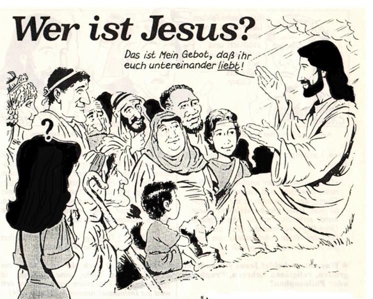 1-wer ist jesus