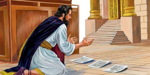 Hiskias Gebet