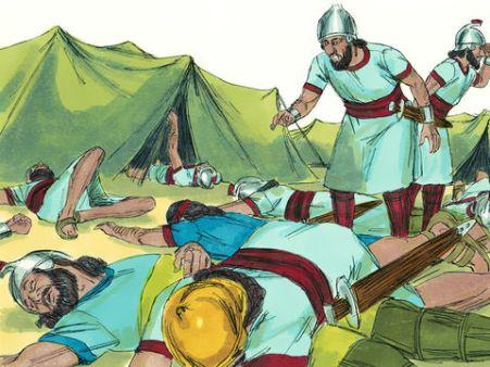 Hiskias Sieg