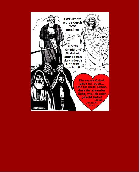 Legalismus gegen Gnade