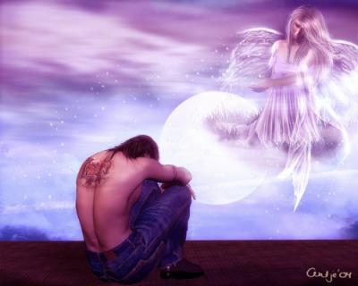 ange réconfort