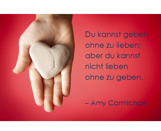 love geben