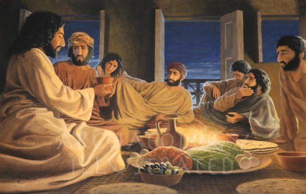 12-John 13-17-4
