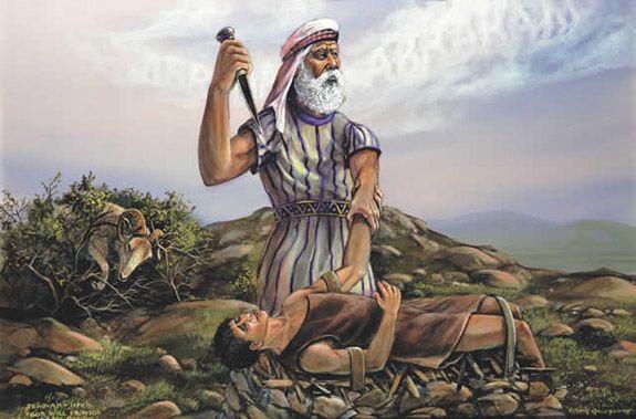 Abraham- Isaak-sacr.
