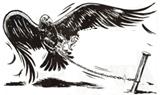 angebundene Adler-1