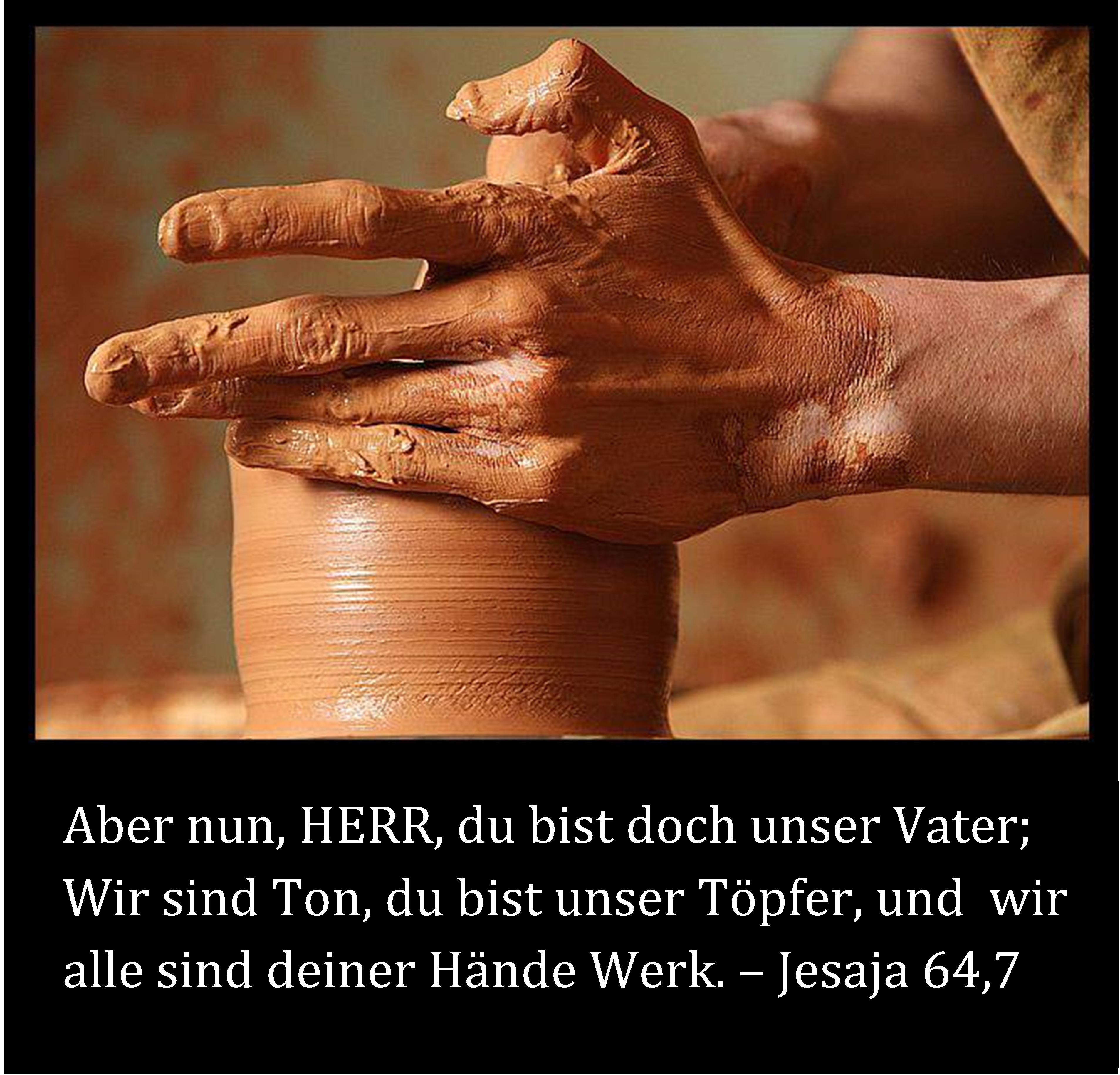 B.Jesaja 64,7-dt.